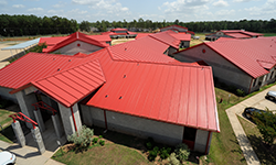 specialty metal roofing